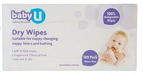 Wipes / Nappy Bags / Change Matt